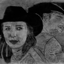 Love finds in Charm by Alisa Wilkerson - Drawing All Drawing