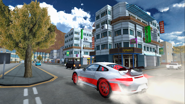 Racing Car Driving Simulator APK screenshot thumbnail 3