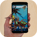 Spider run on Screen prank APK for Kindle Fire
