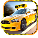 Holiday Rush Hour Taxi Cab icon