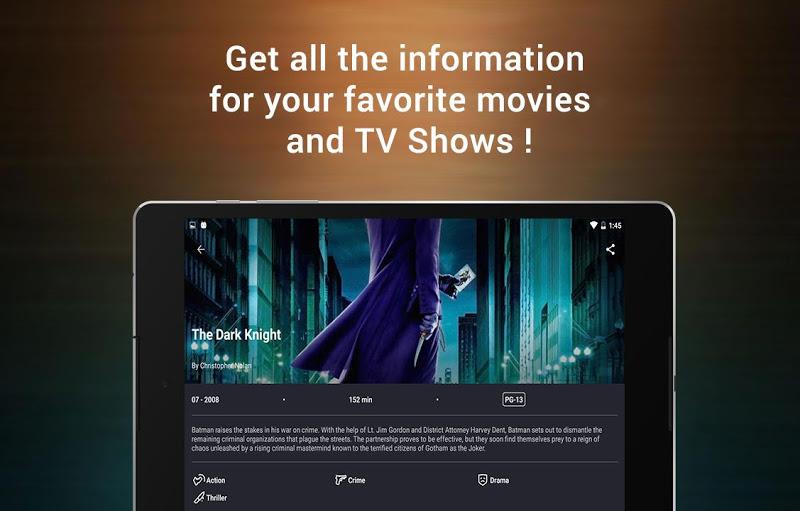 CineTrak: Your Movie and TV Show Diary Screenshot 14