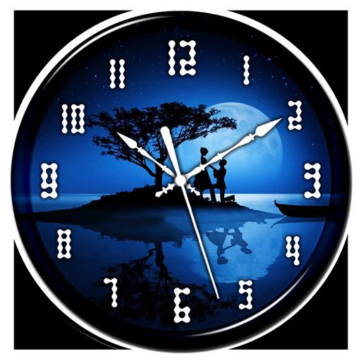 Night Clock Live Wallpaper (app)