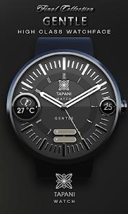 GENTLE weather wear watch face