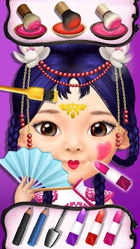 Pretty Little Princess - Dress Up, Hair & Makeup APK screenshot thumbnail 5