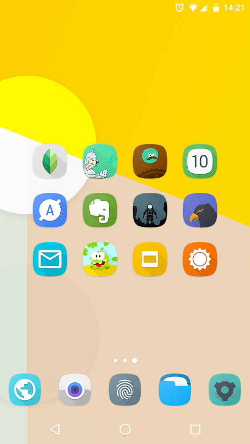 Smugy - Icon Pack Screenshot 8