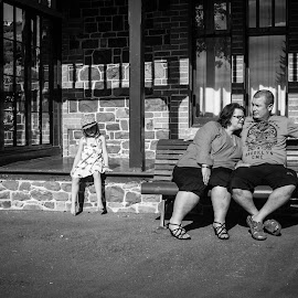 by Ange McLean - People Family