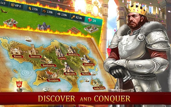 Age Of Kingdom : Empire Clash APK screenshot thumbnail 7