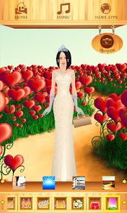 Dress Up Wedding - screenshot