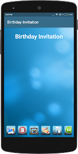 Birthday Invitation Maker Apk By Rockin Apps Wikiapkcom - Birthday invitation apps