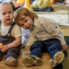 by Marcin Chmielecki - Babies & Children Babies
