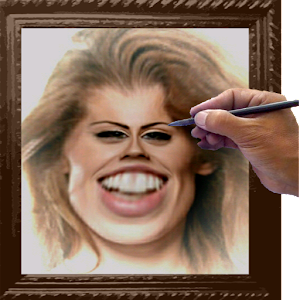 Caricatures Warp Face Cartoon