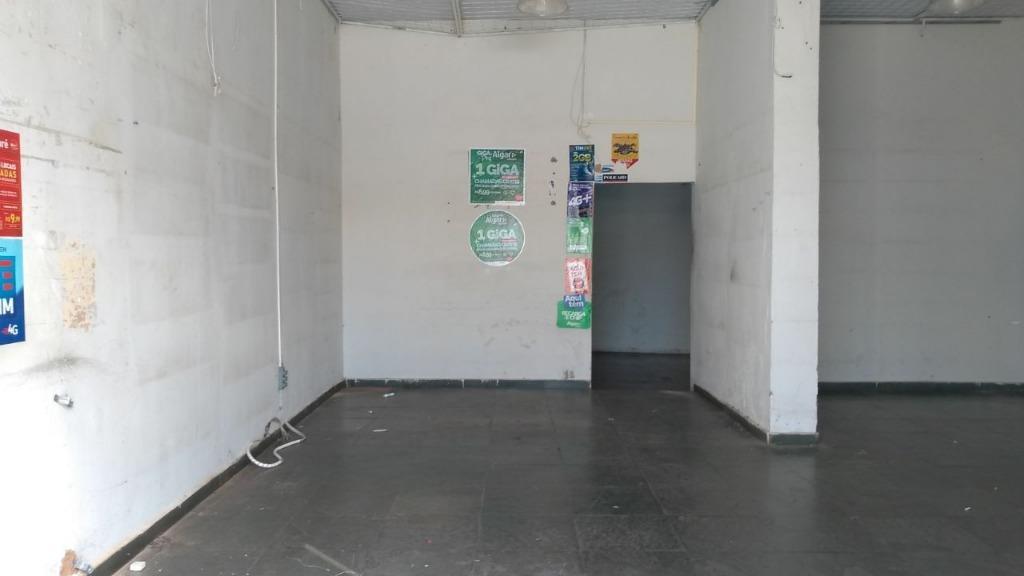 Loja comercial para locação, São Benedito, Uberaba - LO0018.