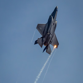 F35 by Dave Lipchen - Transportation Airplanes ( f35 )