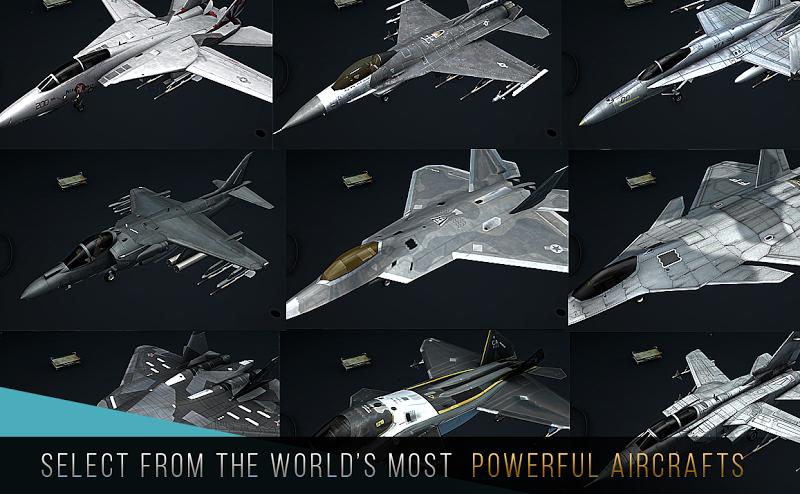 Modern Warplanes: Combat Aces PvP Skies Warfare Screenshot 3