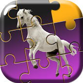 Horse Puzzle Games for Girls APK for Nokia