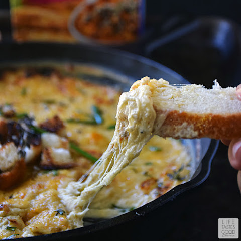 Skillet French Onion Soup Dip