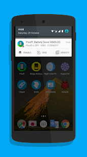 Download Android App Pixoff: Battery Saver AMOLED for Samsung