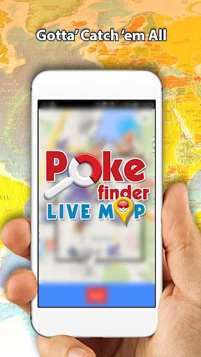 Map for Pokemon Go: PokeMap