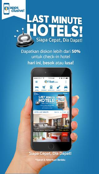 Tiket.com - Flight & Hotel Screenshot 1
