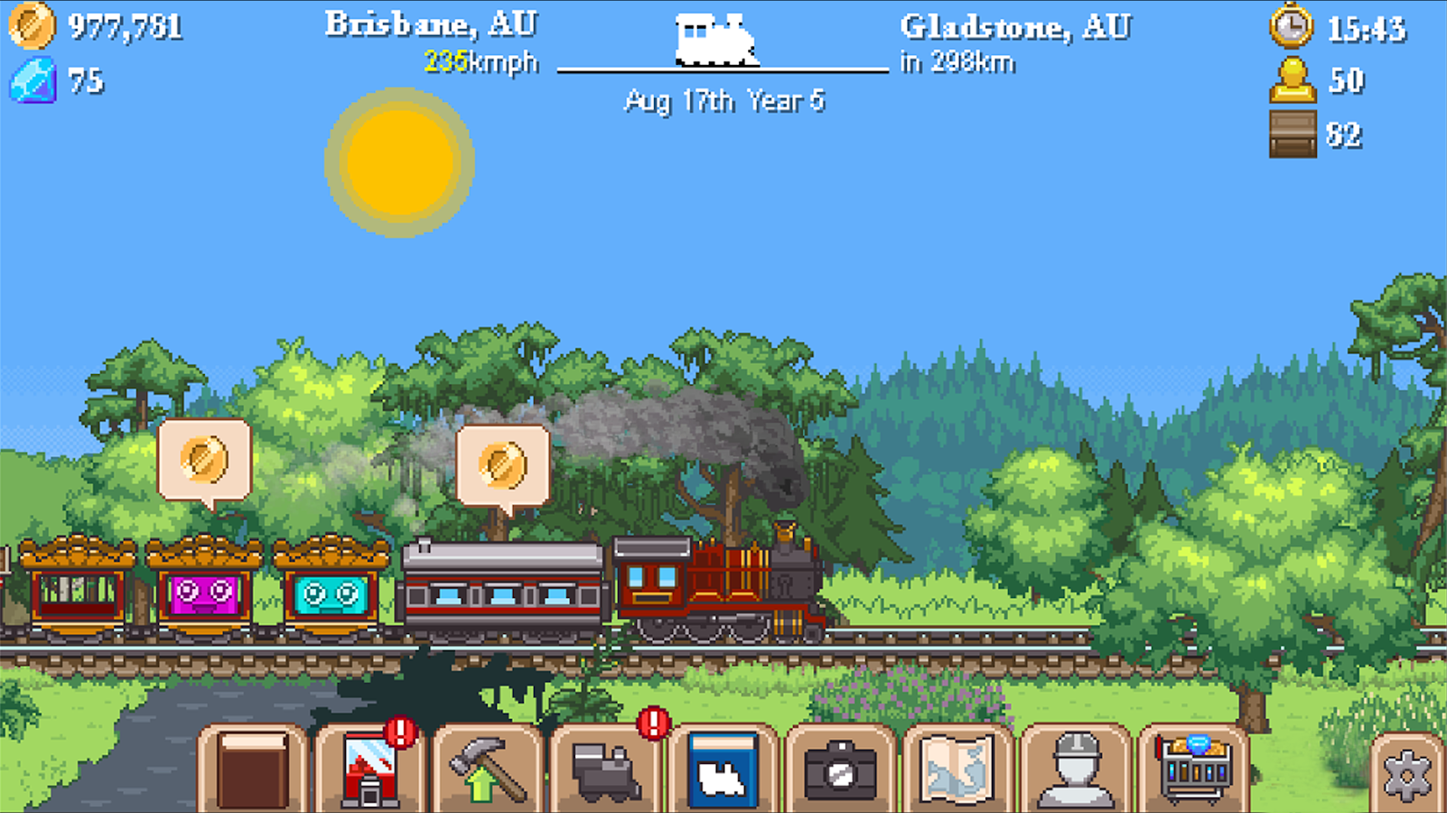 Tiny Rails Screenshot 5