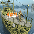 Free Army Prisoner Transport Ship - Transporter Games APK for Windows 8