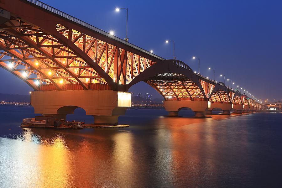 seongsan bridge by  A Deny S - Buildings & Architecture Bridges & Suspended Structures