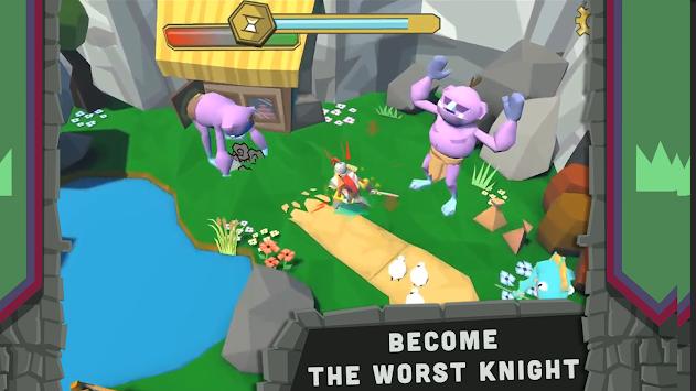 The Worst Knight apk screenshot