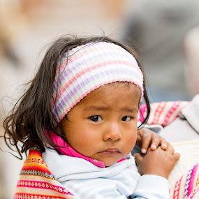Cute girl by Hezi Shohat - Babies & Children Child Portraits ( girl, peru, d7100, nikon, cusco )