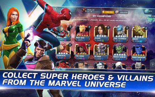 MARVEL Contest of Champions (Mod)