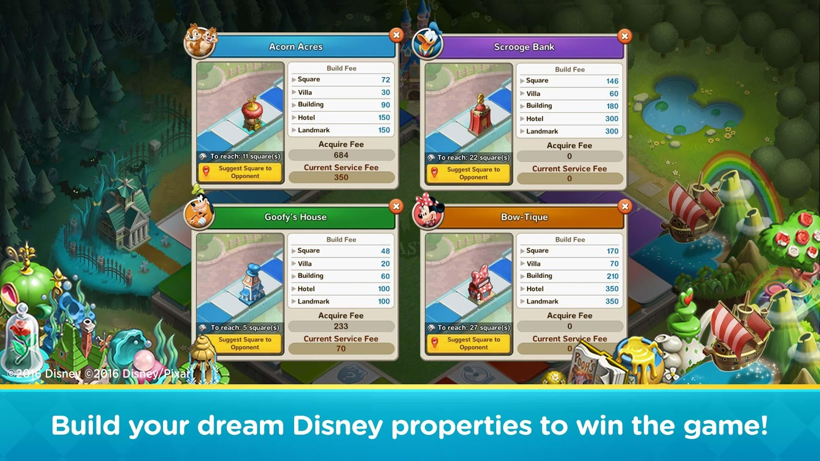Disney Magical Dice Screenshot 4