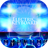Free Electric Theme&&Emoji Keyboard APK for Windows 8