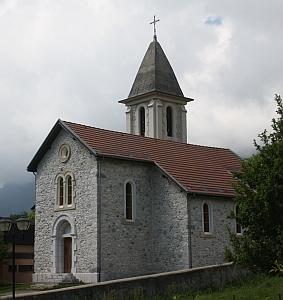 photo de Eglise Ster. Marie du Mont (Ste. Marie)