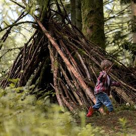 The lost boy  by Tracey Dobbs - Babies & Children Children Candids