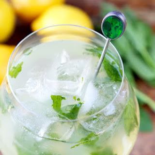 Mint Lemonade Recipe (Low Sugar)