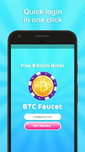 App Free Bitcoin Miner – BTC Faucet APK for Windows Phone