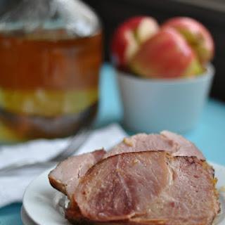 Crock Pot Ham With Apple Juice Recipes