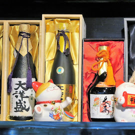 Japan Spirits & Liqueurs by Dennis  Ng - Food & Drink Alcohol & Drinks (  )