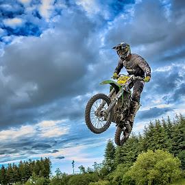 So high , so  free !!!  by Dragan Rakocevic - Sports & Fitness Motorsports