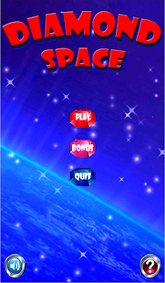 Diamond Space Free - screenshot