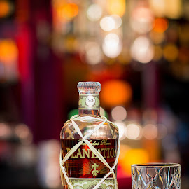 by Bartas Mi - Food & Drink Alcohol & Drinks ( alcohol, background, glass, bottle )