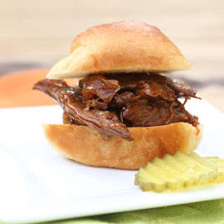 Barbecue Beef Sliders