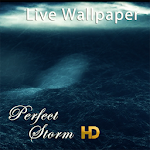 Perfect Storm HD LWP APK Image