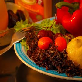 Salads by Siti Hana Iryani - Food & Drink Plated Food