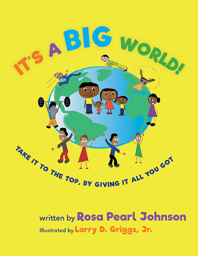 It's A Big World cover