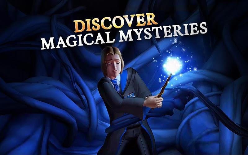 Harry Potter: Hogwarts Mystery Screenshot 11