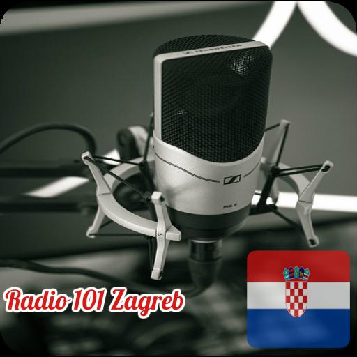 Android aplikacija Radio 101 Zagreb Croatia App - Radio 101 FM na Android Srbija