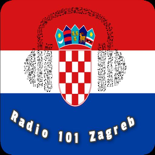 Android aplikacija Radio 101 Zagreb Independent Radio - FM Radio na Android Srbija