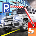 APK Game Multi Level Parking 5: Airport for BB, BlackBerry