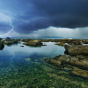 by Irwan Budiman - Landscapes Waterscapes