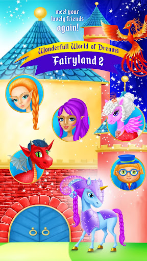 Fairyland 2 World of Dreams For PC